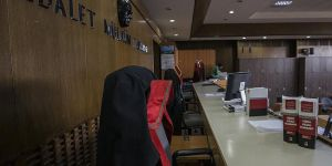 HSK bin 45 hakim ve savcının görev yerini değiştirdi