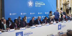 Londra'da yapılan Somali Konferansı sona erdi