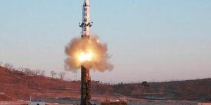 Kuzey Kore'den yeni bir balistik füze denemesi