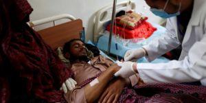 Yemen'de kolera salgını: 115 ölü