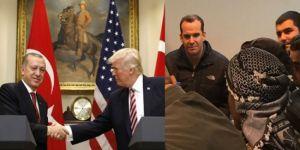 Erdoğan Trump'la görüşken, Brett McGurk Rojava'daydı