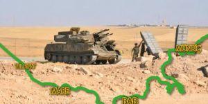 Çavuşoğlu: 'YPG'yi vururuz' dedik, anlayışla karşıladılar