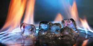 Geleceğin enerji kaynağı: 'Yanan buz'