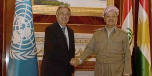 BM Temsilcisi: Barzani bizi bilgilendirdi