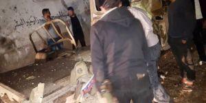 Azez'de bombalı saldırı: 5 ölü, 3 yaralı