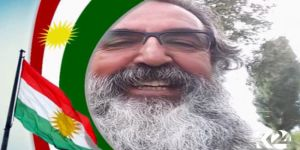Şêx Said'in torununa Kürdistan Bayrağı'ndan gözaltı