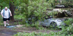 Rusya'da 16 kişi fırtınada öldü