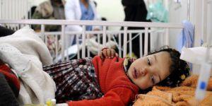 Yemen'de kolera 532 can aldı