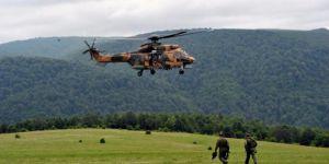 Helikopter kazasında 13 hayatını asker kaybetti