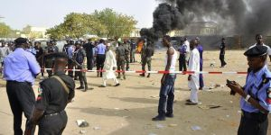 Taşeronlar işbaşında:Kamerun'da intihar saldırısı: 7 ölü