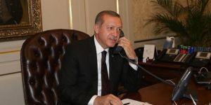 Erdoğan'dan Katar diplomasisi