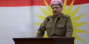 Barzani'den saldırıya kınama