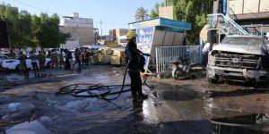 Irak'ta intihar saldırısı: En az 21 ölü