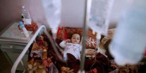 Yemen'de kolera salgını yayılıyor! 859 kişi...