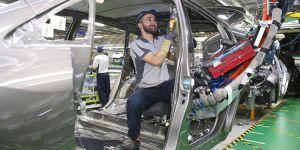 Türkiye ekonomisi ilk çeyrekte yüzde 5 büyüdü