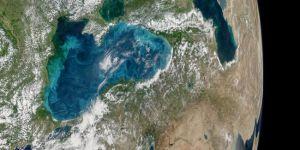 NASA, İstanbul Boğazı'ndaki renk değişiminin gizemini açıkladı
