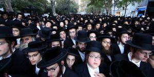 Binlerce Anti-SİYONİST Yahudi'den New York'ta İSRAİL Protestosu