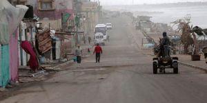 Gazze'ye bayramda 10 bin tonluk insani yardım