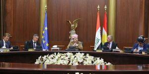 Barzani'den AB'ye: Karşı durmayın!