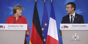 AB zirvesinde Alman-Fransız ekseni