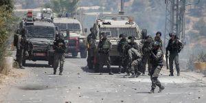 Siyonist İsrail askerleriyle Filistinliler arasında çatışma: 35 yaralı