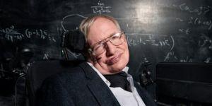 Stephen Hawking: Trump Dünya'yı Venüs'e çevirebilir