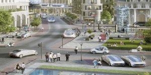 Sürücüsüz Robot taksiler hizmete başlıyor