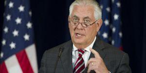 Tillerson: Suriye sorununda önemli ilerleme sağlandı