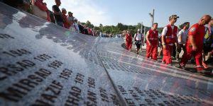 Guterres'ten Srebrenitsa Soykırımı Açıklaması