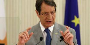 Anastasiadis: Kıbrıs görüşmelerinin sonuçsuz kalmasının sorumlusu Türkiye