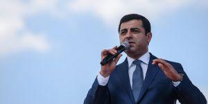 Demirtaş, HDP'nin oy oranını açıkladı
