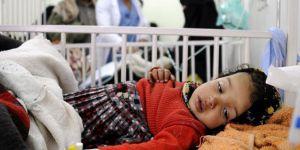 Koalisyon Yemen'de Çocuklara Saldırıyor