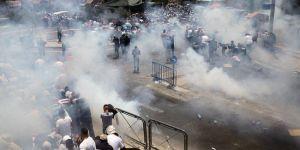 Kudüs'te çatışma: 3 Şehid, 190 yaralı
