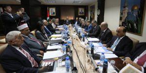 Filistin hükümetinden Kudüs halkına mali destek