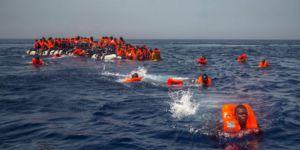 Akdeniz'de yine göçmen felaketi!