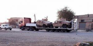 ABD'den YPG'ye  'Hummer' yardımı