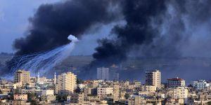 İsrail'den Gazze'ye iki ayrı hava saldırısı