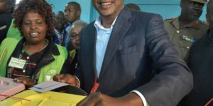 Kenya'da muhalefet seçimleri tanımadığını ilan etti
