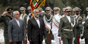 İran: Hamas ile  güçlü ve stratejik ilişkimiz var