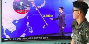 Kuzey Kore, Guam adasını vurmak için tarih verdi