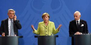 Merkel: Yaşanan kriz askeri yollarla çözülemez