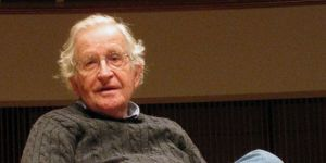 Chomsky: Şok edici ve tehlikeli