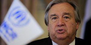 Guterres'ten 'ırkçılık' açıklaması