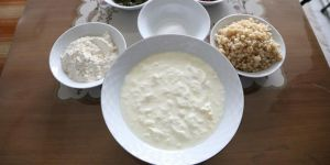 'Kanserden korunmak için ev yoğurdu tüketin'