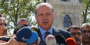 Erdoğan'dan Almanya'daki vatandaşlara çağrı