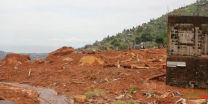 Kongo'da meydana gelen heyelanda 200'ün üzerinde kişi öldü
