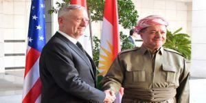 Mattis ile Barzani arasında kritik görüşme