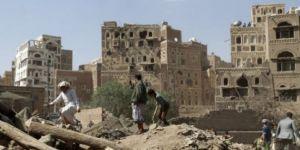 Yemen'de otele hava saldırısı:33 ölü