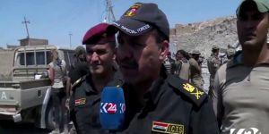 Telafer kalesi IŞİD'ten alındı
