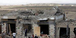 Suudi: Yemen'deki otele yapılan hava saldırısı 'teknik hata'
